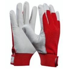 Handschuh Uni Fit Comfort Gr. 10 (XL) blau